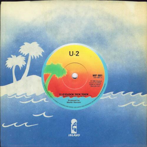 U2 - 11 O'clock Tick Tock
