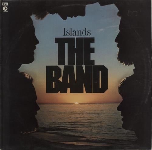Band - Islands EP