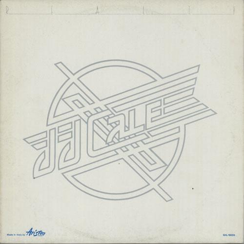 Image of J.J. Cale Really 1980 Italian vinyl LP SHL/18009