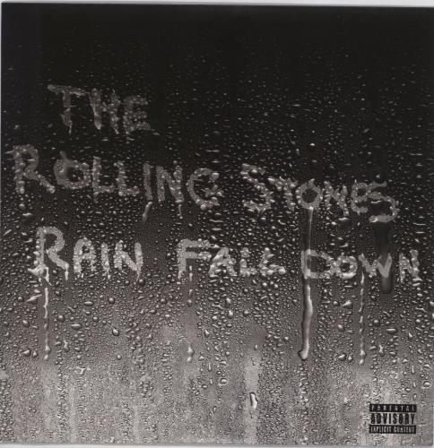 Rolling Stones - Rain Fall Down CD