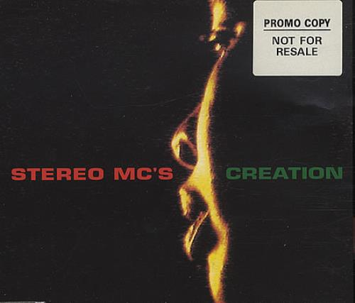 Stereo MC\'s Creation 1993 UK CD single BRCD276