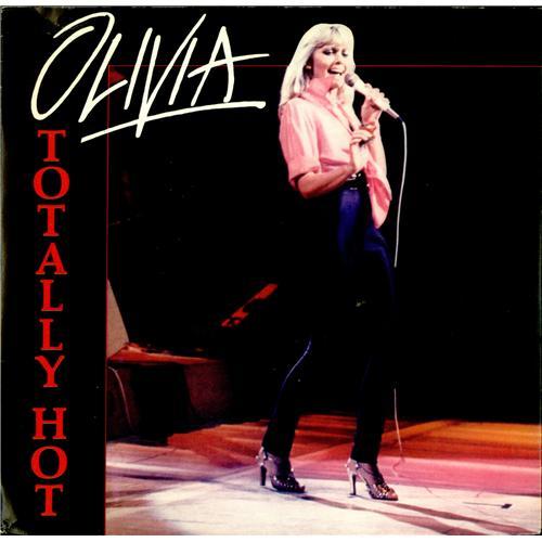 Olivia Newton John Totally Hot - Picture Sleeve 1978 UK 7\