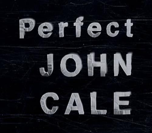 CALE, JOHN - Perfect/reading My Mind Parsley Sound Remix