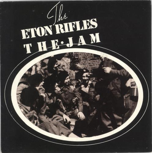 Jam - The Eton Rifles - Paper Sleeve