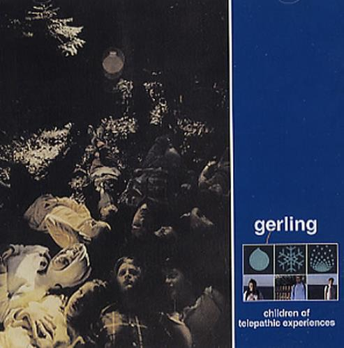 Gerling Children Of Telepathic Experiences 2000 UK CD album INFECT84CD