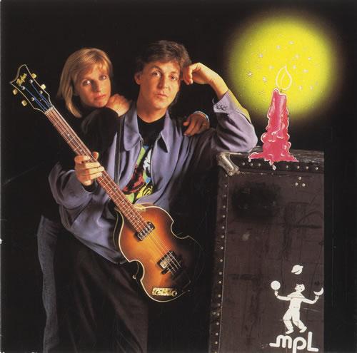 McCartney, Paul - Birthday Card