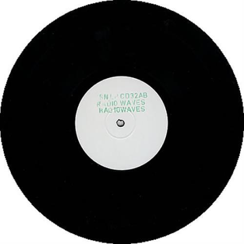 Radio Waves Radio Waves 1995 UK 2LP vinyl set RSNLP132
