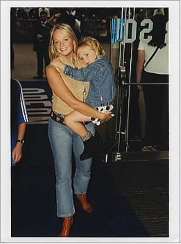 Emma Bunton Tarzan Premiere 1999 UK photograph PHOTO