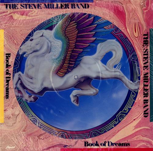 Steve Miller Band - Book Of Dreams - Sealed