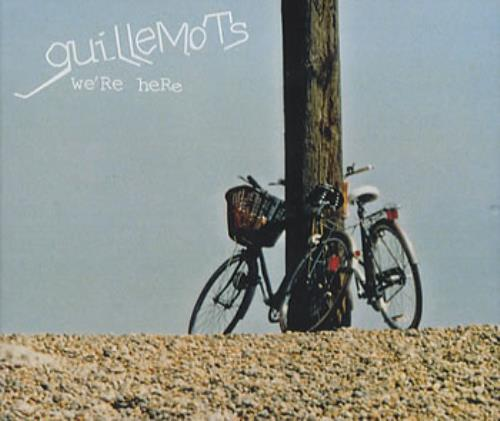Guillemots Were Here  Radio Version 2006 UK CD single GUILLEMOTS1