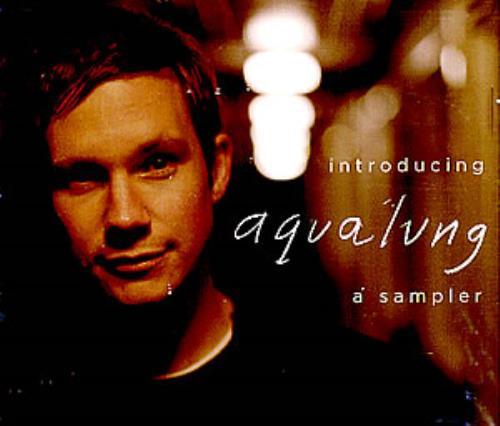 Aqualung Introducing Aqualung  A Sampler USA CD single WSK55339