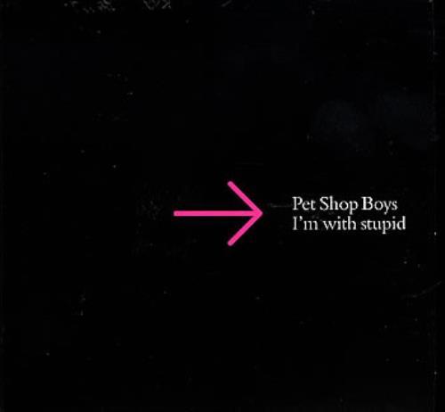 Pet Shop Boys - I'm With Stupid Album