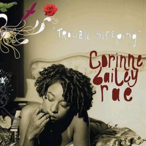 Corinne Bailey Rae Trouble Sleeping 2006 UK 2CD single set CDEMEMS692