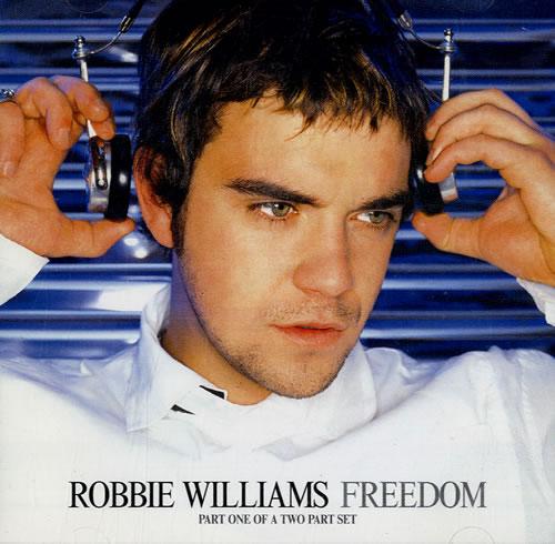 Williams, Robbie - Freedom + Postcards