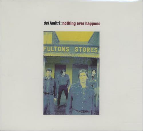 Del Amitri - Nothing Ever Happens Album
