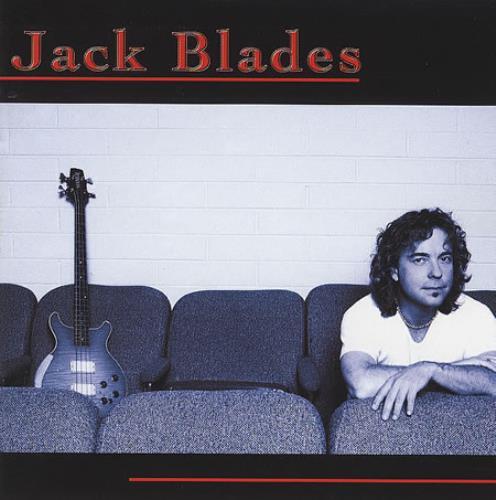 Jack Blades Jack Blades 2004 Italian CD album FRCD177