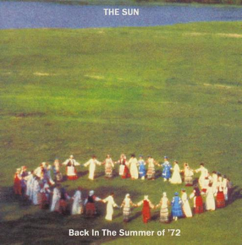 Sun - Back In The Summer Of '72 LP