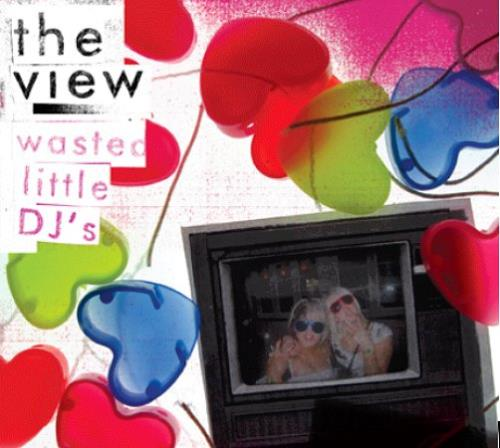 The View Wasted Little DJs 2006 UK CD single OLIVECD007