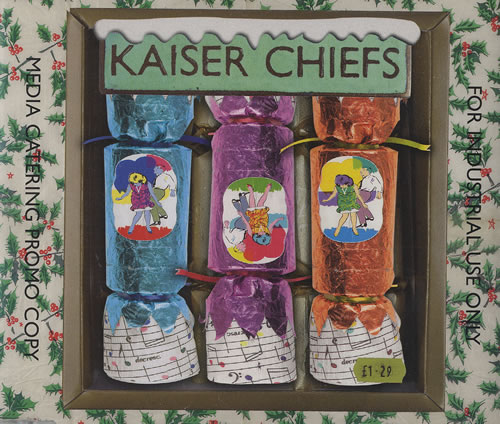 Kaiser Chiefs You Can Have It All 2005 UK CD single BUN102CD