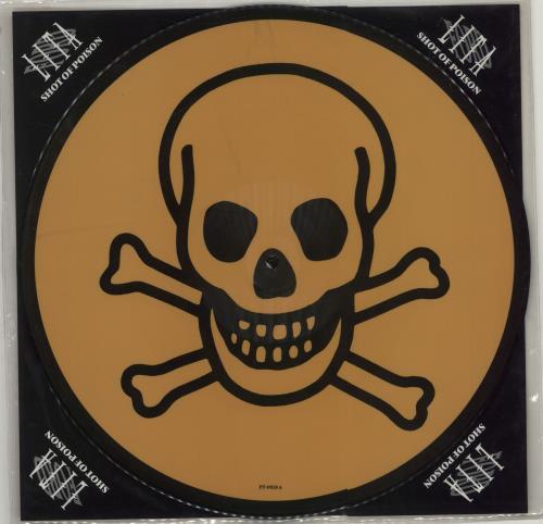 Ford, Lita - Shot Of Poison
