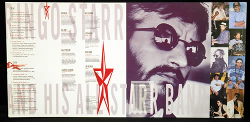 Starr, Ringo - Ringo Starr And His All Starr Band