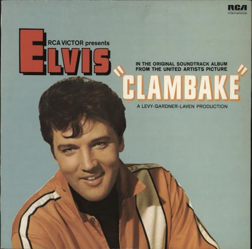 Presley, Elvis - Clambake Album