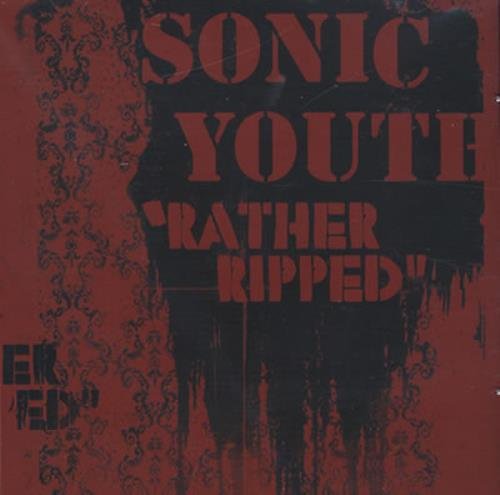 Sonic Youth - Rather Ripped - Album Sampler