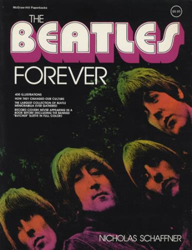 The Beatles The Beatles Forever 1978 USA book 0070550875