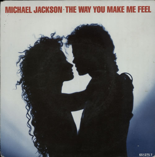 Jackson, Michael - The Way You Make Me Feel Record