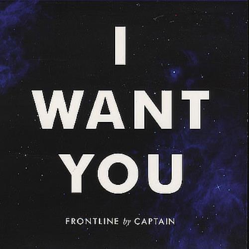 Captain Frontline 2005 UK 7 vinyl FUG011