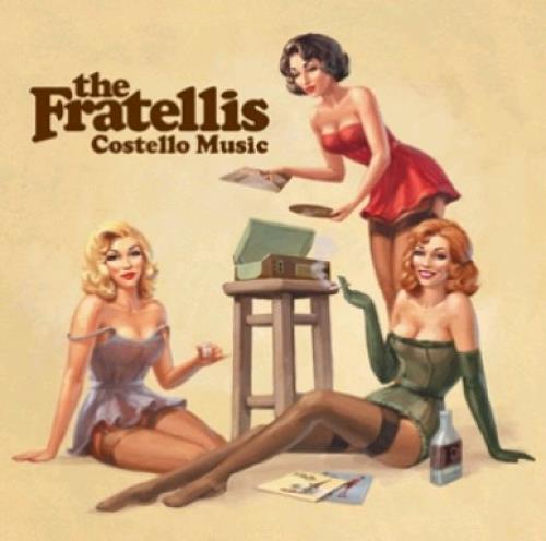 Fratellis - Costello Music Record