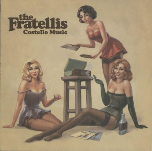 Fratellis - Costello Music EP