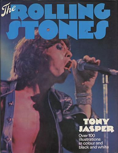 Rolling Stones The Rolling Stones 1976 UK book isbn0706405498