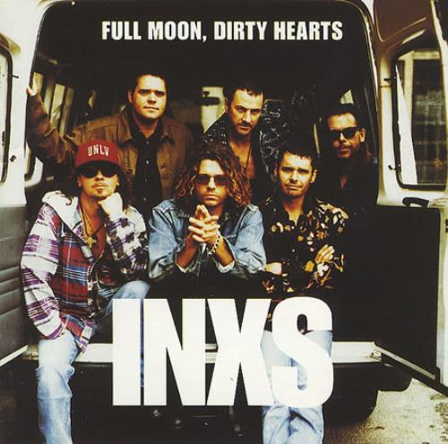 Inxs - Full Moon, Dirty Hearts CD