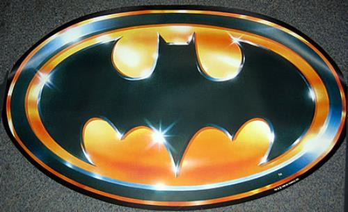 Bat Logo Poster