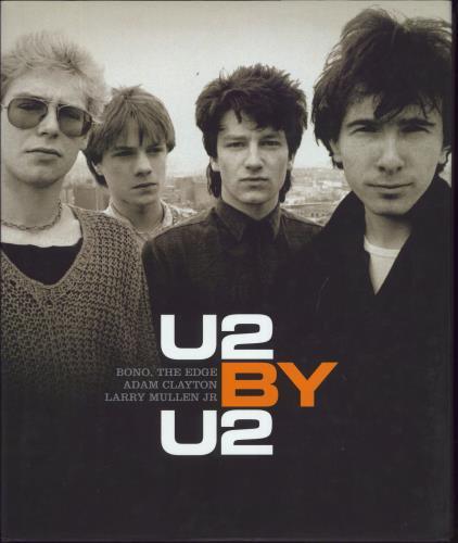 U2 U2 By U2 2006 UK book 0007196687