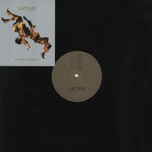 Captain Frontline 2006 UK 12 vinyl 12EM708