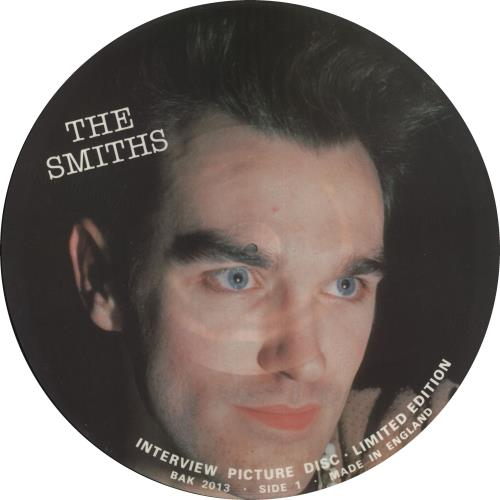 Interview Disc - Smiths