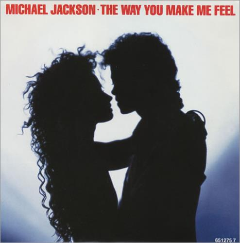 Jackson, Michael - The Way You Make Me Feel Album