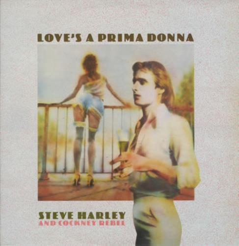 Harley, Steve & Cockney Rebel - Love's A Prima Donna Album
