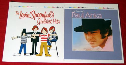 The Lovin Spoonful Greatest Hits 1985 UK artwork ARTWORK