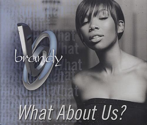 Brandy - What About Us? CD