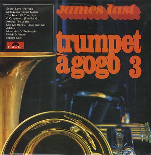 James Last Trumpet A Gogo 3 1968 UK vinyl LP 249239