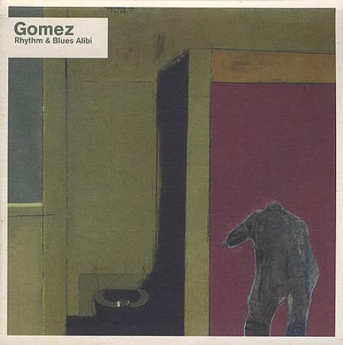 Image of Gomez Rhythm & Blues Alibi 1999 UK CD single HUTCD114