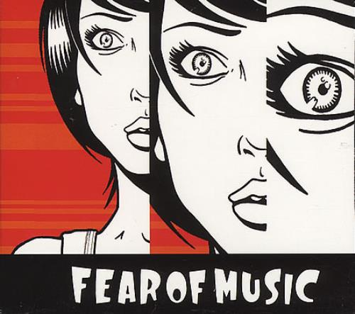 Fear Of Music Fast. Faster. Fastest 2006 UK CD single URG01