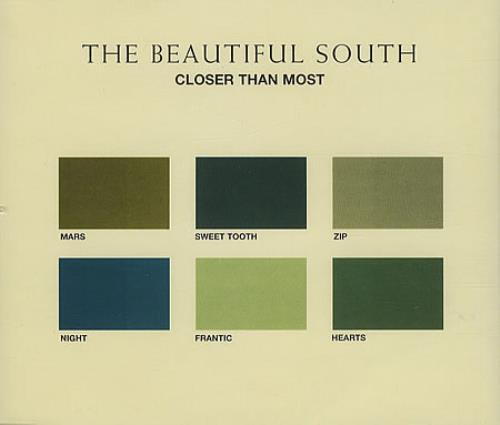 Beautiful South - Closer Than Most LP