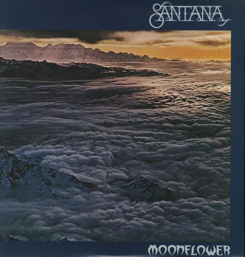 Santana - Moonflower - Ex