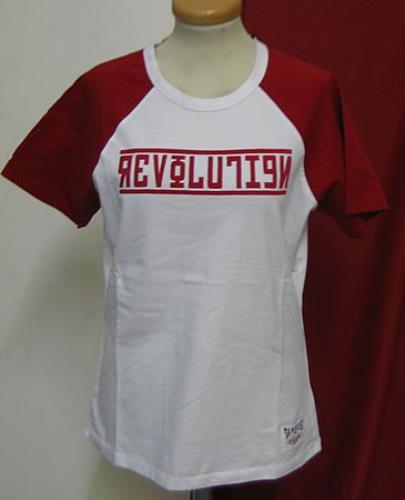 The Beatles Revolution Girls TShirt  Large 2007 UK tshirt GRILS LARGE