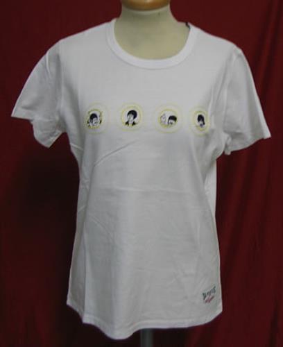 The Beatles Yellow Submarine Portholes Girls TShirt  Medium 2007 UK tshirt GIRLS MEDIUM