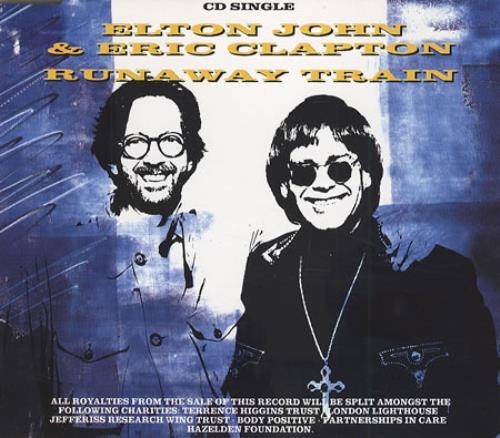 John, Elton - Runaway Train CD